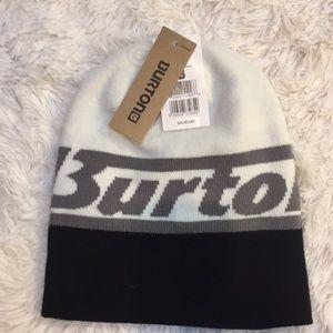 NWT Burton reversible beenie unisex hat